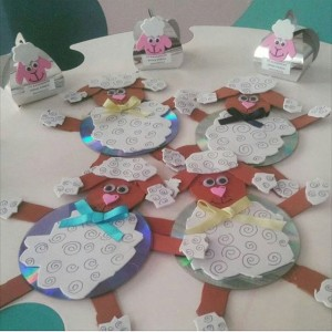 cd sheep craft