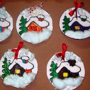 Christmas Craft Idea 1