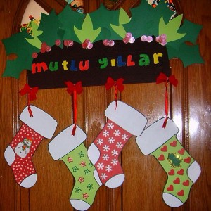 christmas craft idea for kids