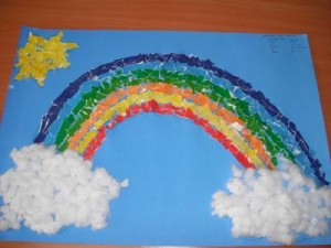 free rainbow craft idea for kids (2)