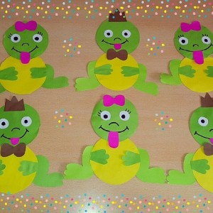 frog craft idea for kids (4)