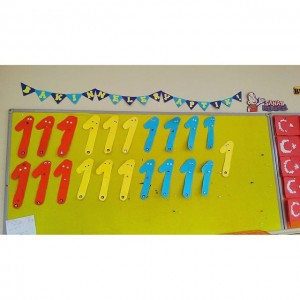 Number Craft Idea X on musical instruments craft idea for kids