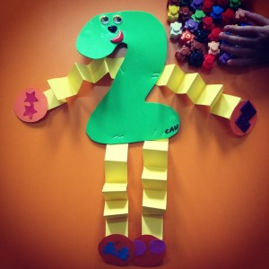 numbers crafts for preschoolers numbers craft idea for crafts and worksheets for 688