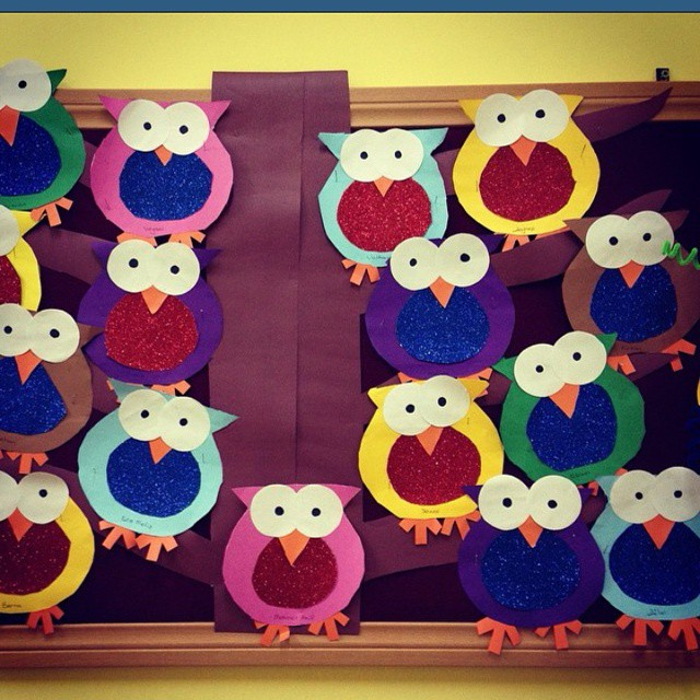 owl craft idea for kids (1)