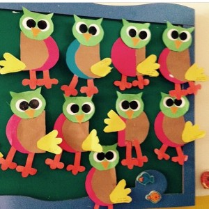 owl craft idea for kids (3)
