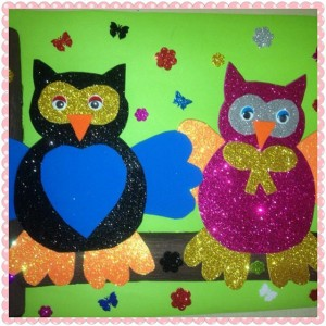 owl craft idea for kids (4)