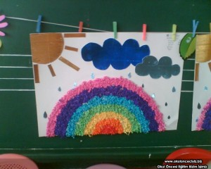spring craft idea for kids (2)