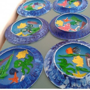 Aquarium Craft Idea For Kids Crafts And Worksheets For