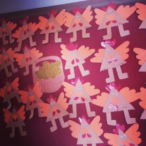 chicken craft idea for kids (2)