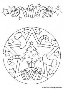 christmas mandala coloring page (1)