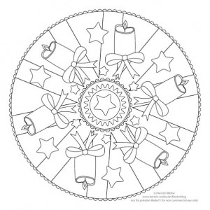 christmas mandala coloring pages (2)