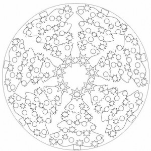 christmas tree mandala coloring page (1)