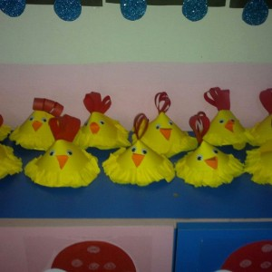 Chicken Craft Idea For Kids Crafts And Worksheets For