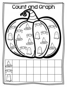 halloween graph