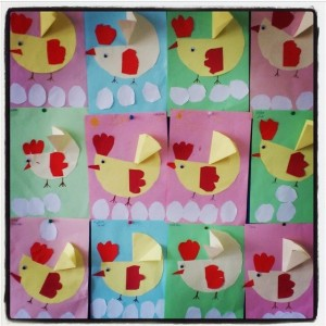 hen craft (3)