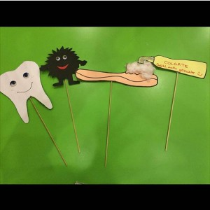tooth craft for kids (2)