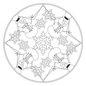 winter mandala coloring pages (2)