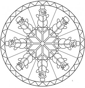 winter season mandala coloring (1)