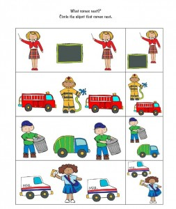 community helpers pattern worksheet for kids (2)