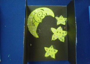 day and night craft idea for kindergarten (3)