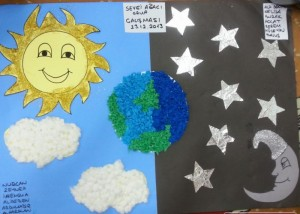 math worksheet : day and night craft idea for kids  crafts and worksheets for  : Day And Night Worksheets For Kindergarten