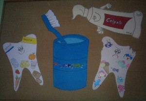 denatl health craft idea for kids (2)