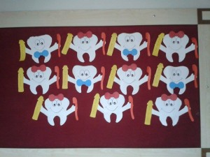 dental health craft