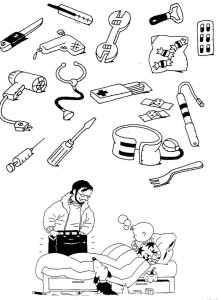 Doctors Equipment Coloring Pages Coloring Coloring Pages