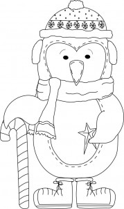 Winter season coloring pages for kids Crafts and