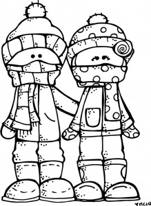free printable winter coloring page (4)