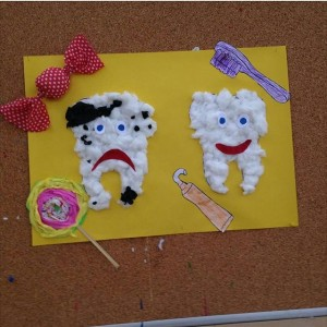 tooth craft idea (2)