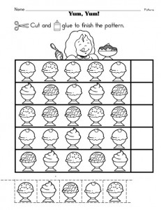 food pattern worksheet (3)