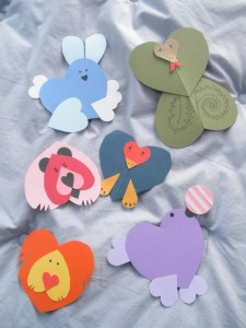 heart animals craft (1)