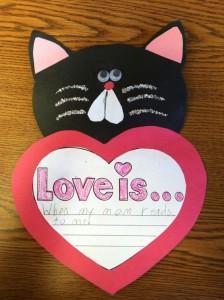 heart cat craft (2)