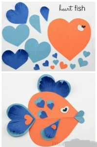 heart fish craft (2)