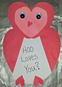 Heart animal craft for Valentine 39 s day Crafts and