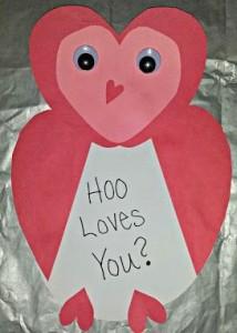 heart owl craft (1)