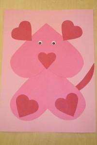 heart puppy craft (1)