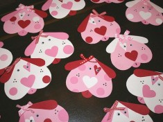 heart puppy craft (2)