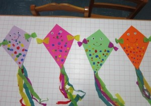kite craft idea for kids (3)