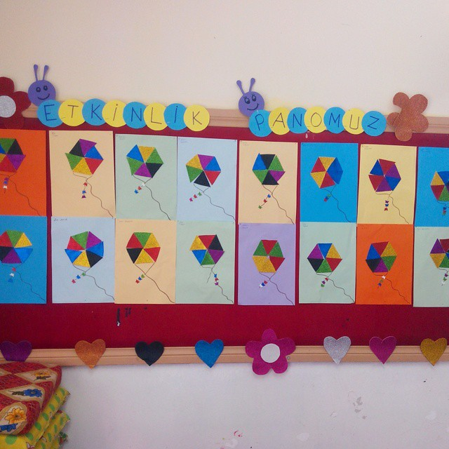 kite craft idea for kids (7)