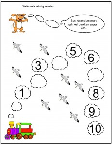 missing number worksheet for kids (17)
