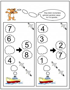 missing number worksheet for kids (25)