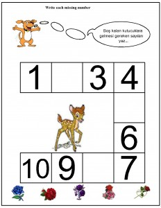 missing number worksheet for kids (29)