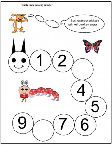 missing number worksheet for kids (3)