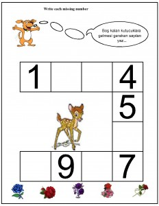 missing number worksheet for kids (30)
