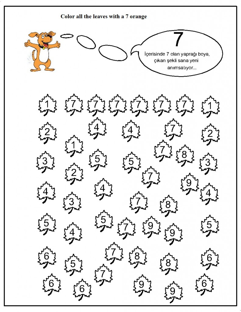preschoolactivities New Post has been published on Crafts – Number Identification Worksheets