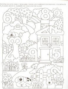 number hunt worksheet for kids (2)