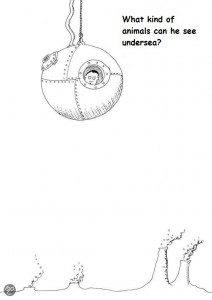 Finish the drawing Worksheet for kids (2)