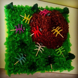 ant bulletin board